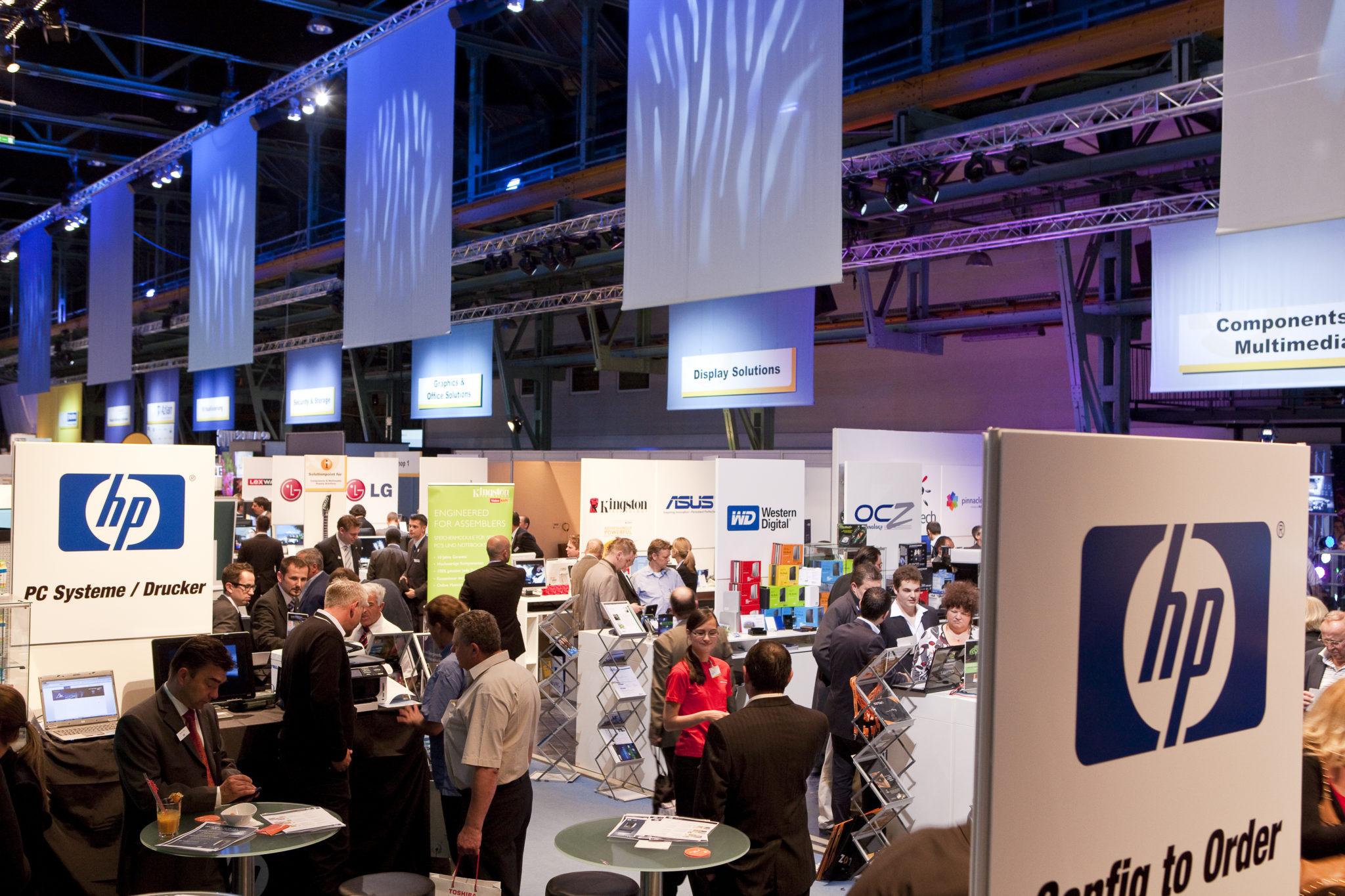 Ausstellungen, Messen + Promotions